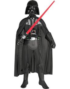 Fato de Darth Vader Deluxe para menino